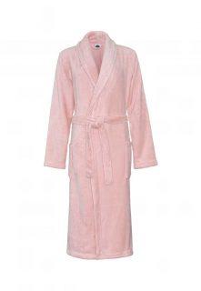 poeder-oud-roze-badjas-fleece